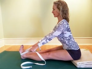 Leigh - Seated Forward Bend