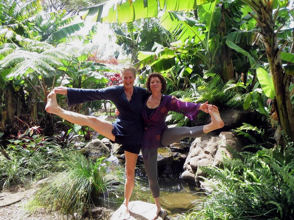 Yoga Retreat Maui