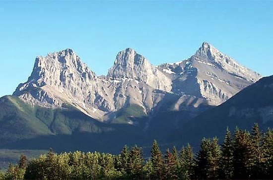 A&Y I&II, Canmore Alberta